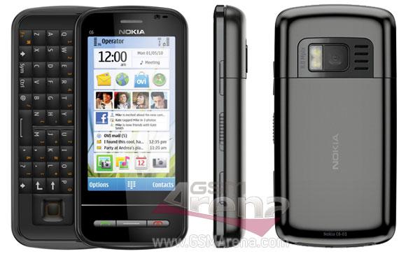 Nokia с5-04